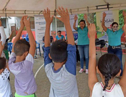 Description La Concesionaria Vial del Oriente realiza jornadas cívico-ambientales con el propósito de contribuir a la conservación y mejoramiento del