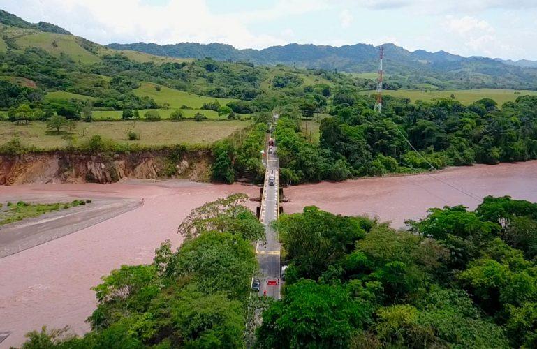 Cierre total en el puente Guacavía por trabajos de mantenimiento