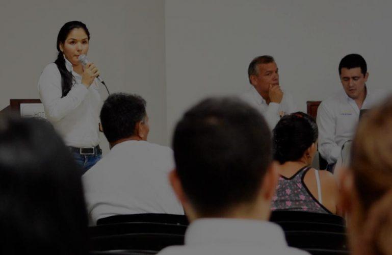 Participa en la reunión de inicio de obra de la unidad funcional 1