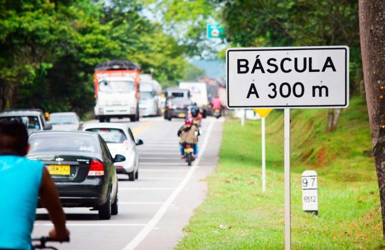 Covioriente inicia pesaje de camiones sencillos en básculas de Aguazul y Yopal