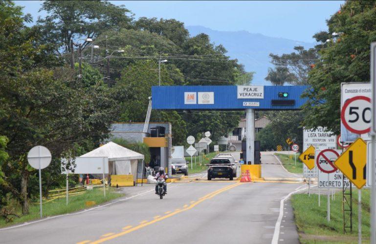 Paso alterno en el peaje de Veracruz entre el 27 y 28 de febrero