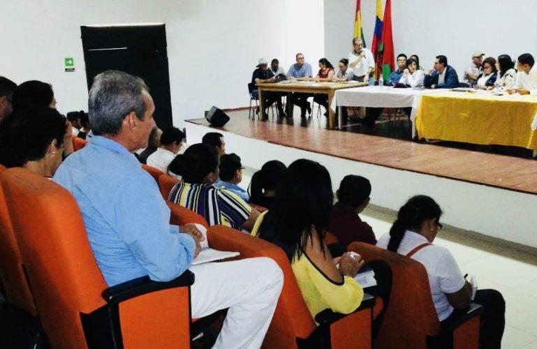 Mesas de diálogo y participación para la doble calzada Aguazul – Yopal fueron instaladas en la capital casanareña