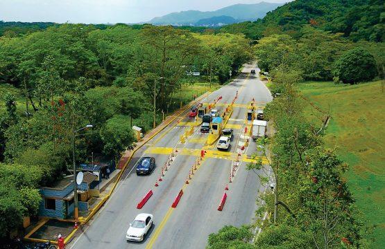 Reversibles en la vía Villavicencio – Restrepo durante el puente festivo de reyes magos