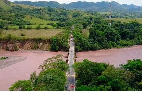 Covioriente desmiente cierre temporal del puente sobre el río Guacavía