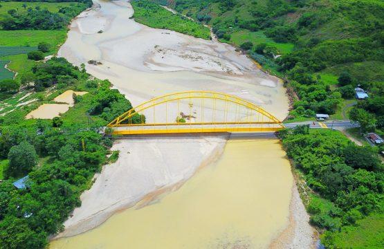 Restricción vehicular entre Tauramena y Monterrey por mantenimiento del puente Chitamena