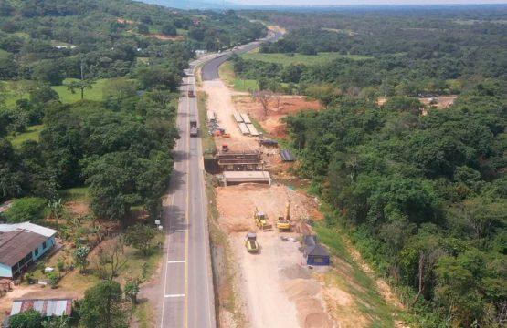 Restricciones nocturnas a un carril de la ruta Nacional 6512 entre Aguazul y Yopal