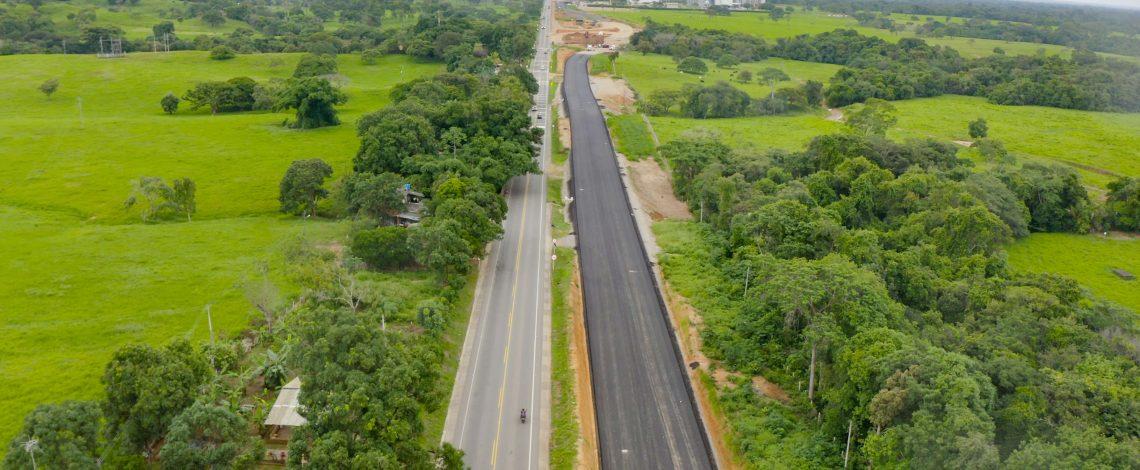 Avanza la construcción del proyecto 4G más extenso de Colombia que conectará la Orinoquia con el centro del país