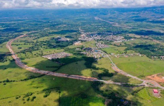 El corredor vial Villavicencio – Yopal presenta un avance de obra de 43%