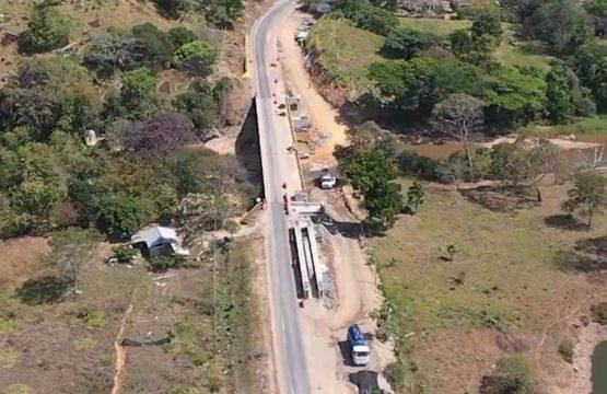 Restricciones nocturnas entre Villanueva y Aguazul por izaje de vigas en puentes vehiculares